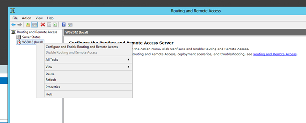 Configure VPN